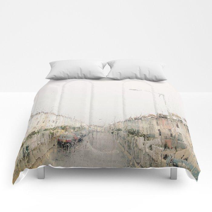 Rainy Sunday Comforters