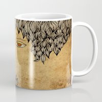 architect Mugs featuring He Is An Architect! by Duru Eksioglu