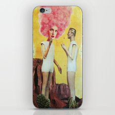 The Spaces Between Us iPhone & iPod Skin
