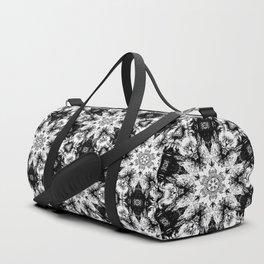 Rorschach Test Pattern Duffle Bag
