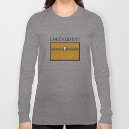 PAUSE – Check out my Chest Long Sleeve T-shirt