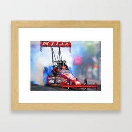 Budweiser Dragster 16,5 x 11,8 Framed Art Print