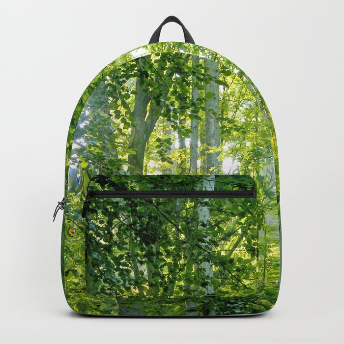 MM - Sunny forest Backpack