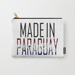 Made In Paraguay Carry-All Pouch