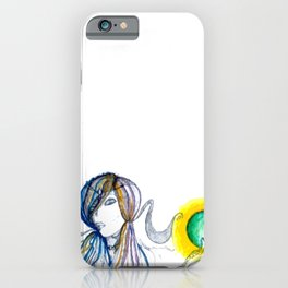 infinite being iPhone Case
