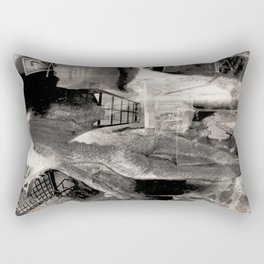 Dreaming of Flying: Arbor Hill Rectangular Pillow