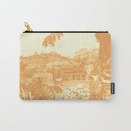 This Was Santa Fe Carry-All Pouch