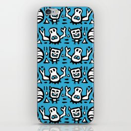 Let's Boogie iPhone Skin