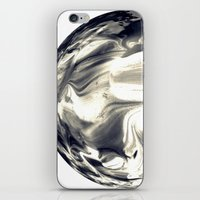globe iPhone & iPod Skins featuring Watercolor Globe by Rose Etiennette