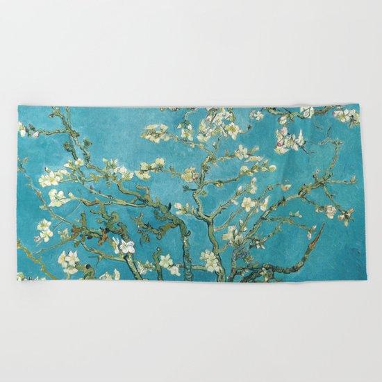 Van Gogh Beach Towel