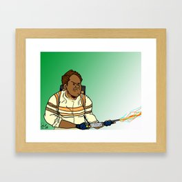 Patty Tolan Framed Art Print