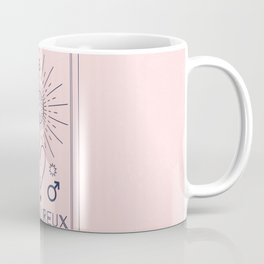 L'Amoureux or The Lover Tarot Coffee Mug