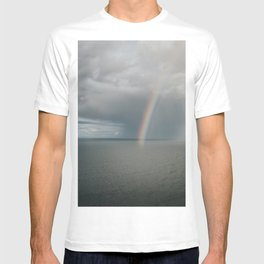 Rainbow I - Landscape and Nature Photography T-shirt