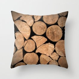 Storing #2 Throw Pillow