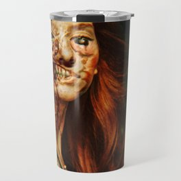 She's Frighteningly Fiery Travel Mug