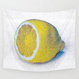 lemon - one Wall Tapestry