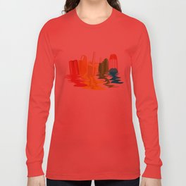 Summer of Melted Dreams Long Sleeve T-shirt