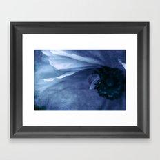 Lover's Blues Framed Art Print