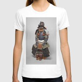 Historical Samurai Armor Photograph (18th Century) T-shirt