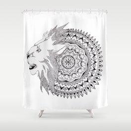 Simbathy Shower Curtain