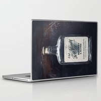 whiskey Laptop & iPad Skins featuring Whiskey by F2images