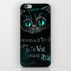 Cheshire Cat iPhone & iPod Skin