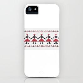 HORA iPhone Case
