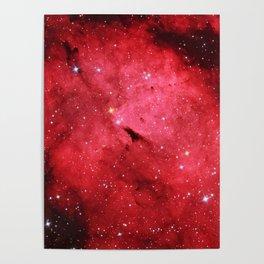 Emission Nebula Poster