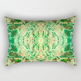 The Heart's Brain Rectangular Pillow