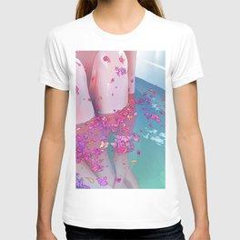 Flower Bath 4 T-shirt