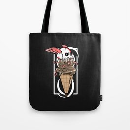 Yummy wing Tote Bag