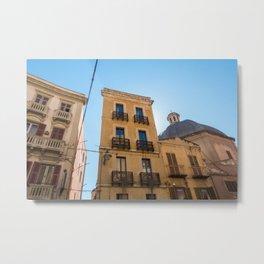 Sardinia Metal Print