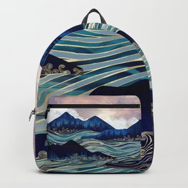 Ocean Sunrise Backpack