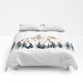 mountain # 4 Comforters
