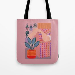 Self Care Is Important Tote Bag