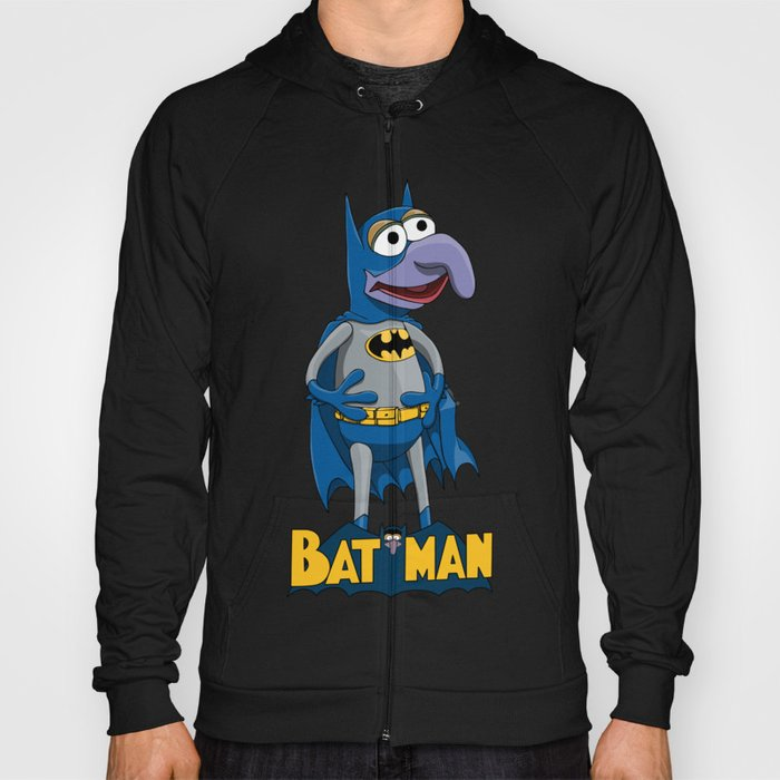 Gonzo the Bat-man Hoody