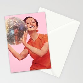 Hold Your Friends Close Stationery Cards