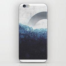 Through the Mountains iPhone & iPod Skin