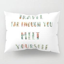 TRAVEL Pillow Sham
