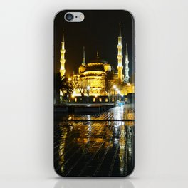 Istanbul night (Turkey 2013) iPhone Skin