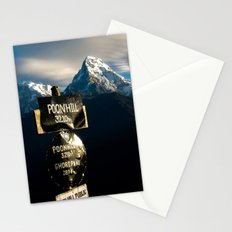 The view from Poonhill Stationery Cards