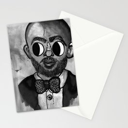 michael k williams Stationery Cards
