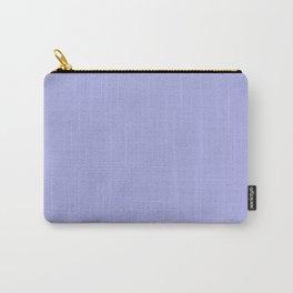 Maximum Blue Purple - solid color Carry-All Pouch