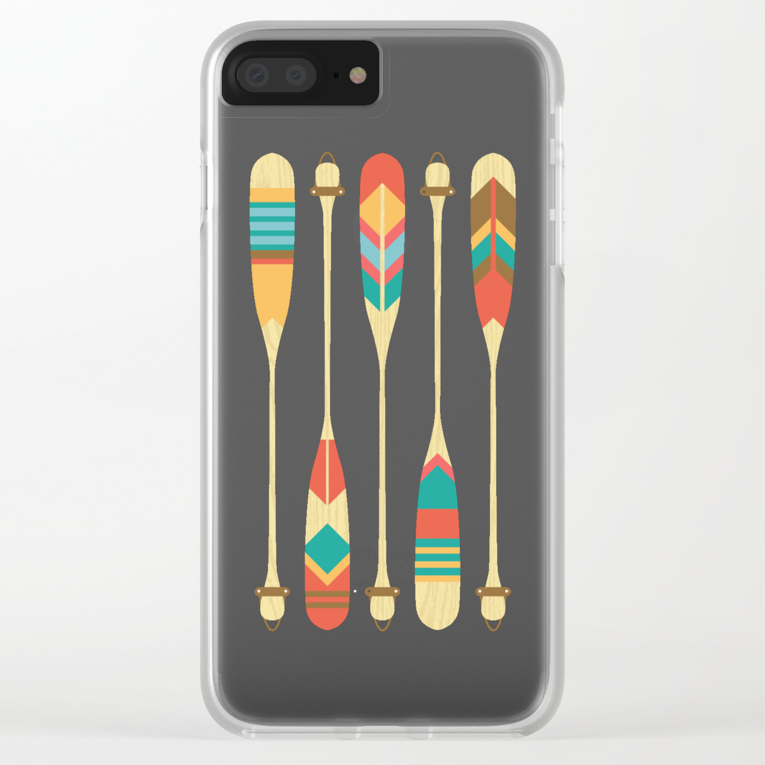 b0f60df79d17 Summer Lake Clear iPhone Case by budikwan | Society6