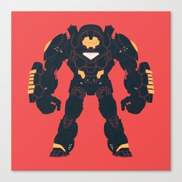 Hulkbuster Iron Man Canvas Print