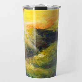Amazonian Sun Travel Mug