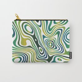 70's Green Psyco Carry-All Pouch