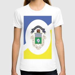 flag of winnipeg T-shirt