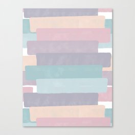 Quietude #society6 #abstractart Canvas Print