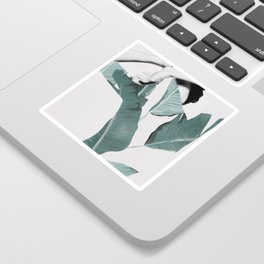WOMAN 22c Sticker